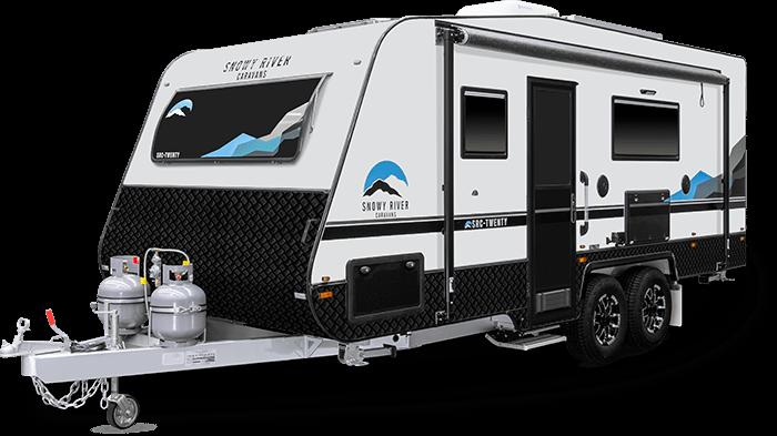 SRC Twenty - Regent Caravans