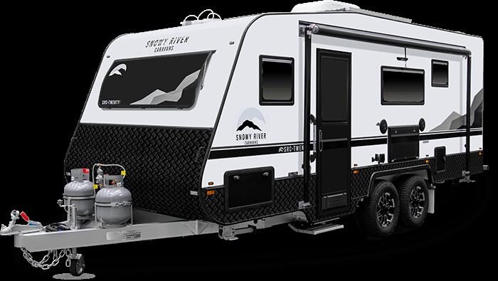 SRC Twenty F - Regent Caravans