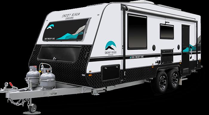 SRC Twenty One - Regent Caravans