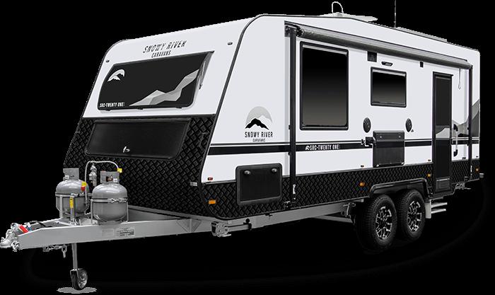 SRC Twenty One S - Regent Caravans