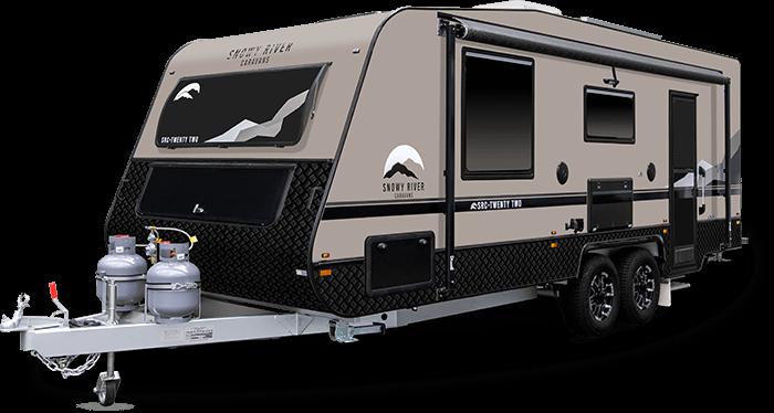 SRC Twenty Two - Regent Caravans