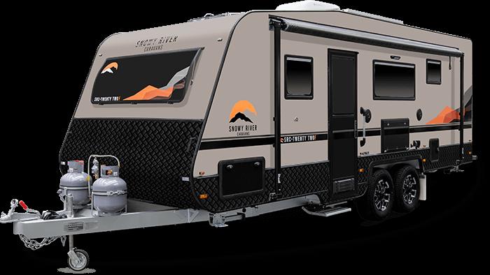 SRC Twenty Two F - Regent Caravans