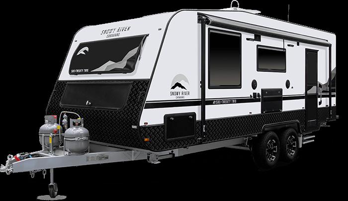 SRC Twenty Two S - Regent Caravans