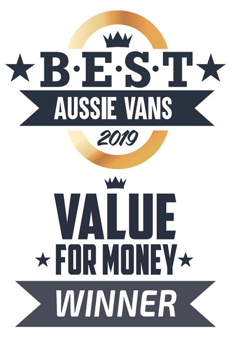 BAV 2019 Value for Money Winner Gold